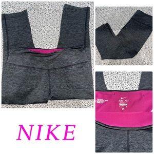 Nike women's dri fit Capri leggings